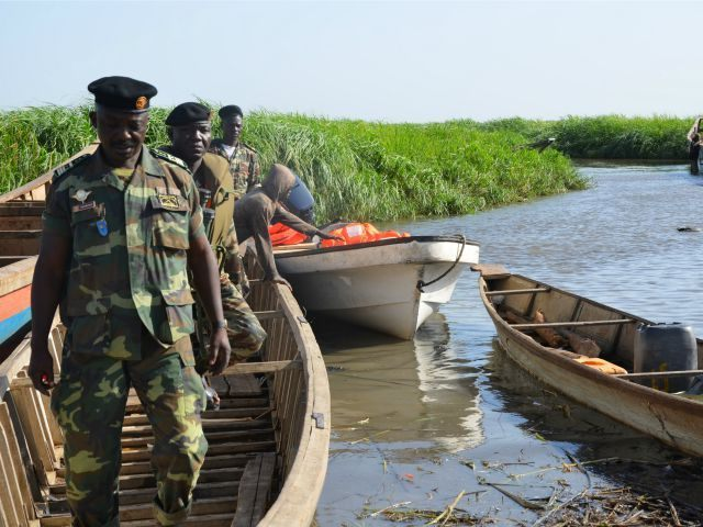 Boko Haram Slits the Throats of Sixteen Christian Fishermen