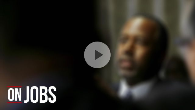 Ben Carson on jobs