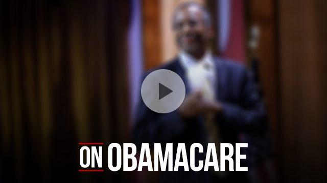 Ben Carson on Obamacare