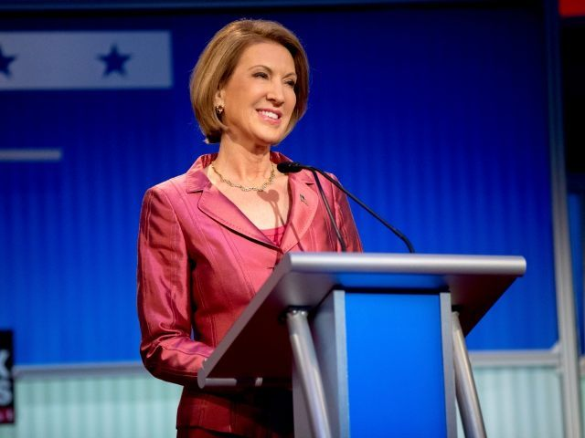 Carly Fiorina: I Can Win and I Can Govern