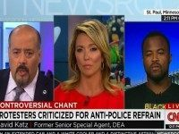 "Monday on CNN's ""Newsroom with Brooke Baldwin,"" Black Lives Matter …"