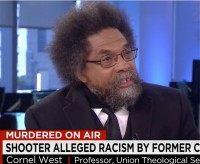 Cornel West: 'Love Deficit,' Not Race Motive for Journalist Shooting