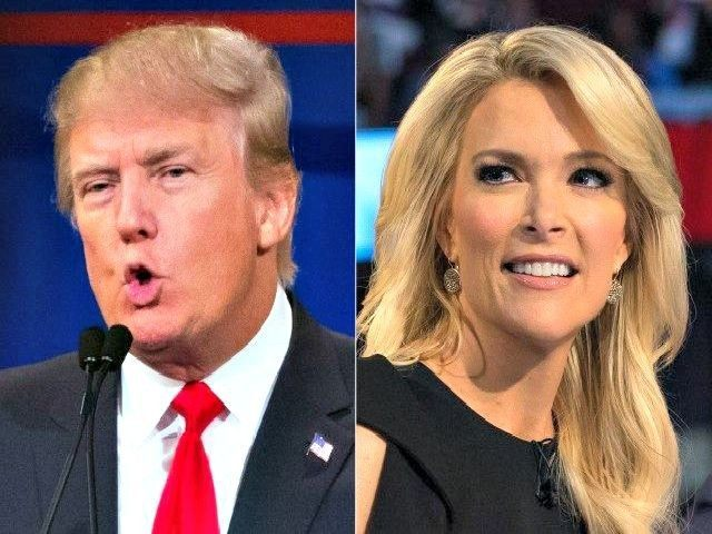 donald and megyn