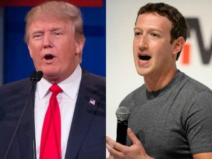 Judicial Watch to Facebook: End Censorship of Trump