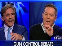 Rivera, Gutfeld and Bolling Battle Over Gun Control: 'Screw You'