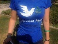 Iran peace t-shirt (Adelle Nazarian / Breitbart News)