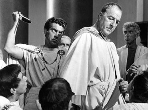brutus vs cassius william shakespeares play julius caesar Analysis of political morality in shakespeare's 'julius caesar as shakespeare dramatizes, cassius and brutus led julius caesar and other great plays.
