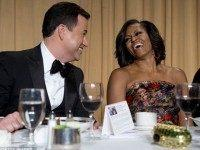 kimmel-Michelle-Obama-AFP