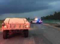 Border Patrol in Armed Standoff in Texas