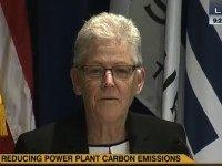 """Tuesday, EPA Administrator Gina McCarthy feclared being past any """"further …"""
