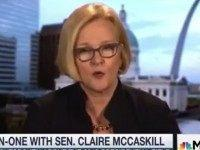 McCaskill on Trump: 'Very American' to Be 'Distracted By the Shiny Object'