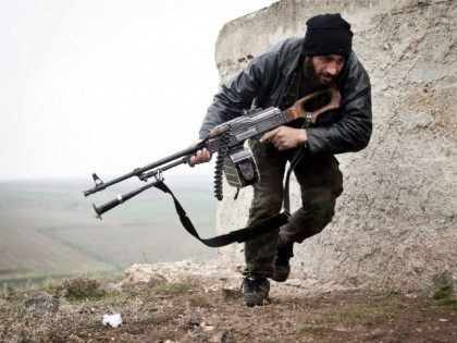Report: Trump Ending Obama's Covert CIA Program to Arm and Train Syrian Rebels