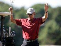 Golfing Wedding Crasher Obama Delays Ceremony In San Diego