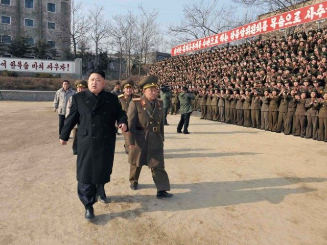GALLERY: Business as usual in Pyongyang as S. Korea-US drills begin