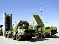FILE - In this undated file photo a Russian S-300 anti-aircraft missile system is on display in an undisclosed location in Russia. President Vladimir Putin said Tuesday, June 4, 2013, that Russia hasn't yet fulfilled a contract to send sophisticated S-300 air defense missile systems to Syria to avoid tilting …