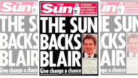The Sun newspaper, hardly known for its ideological integrity, appears …