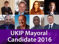UKIP London Mayoral Candidate