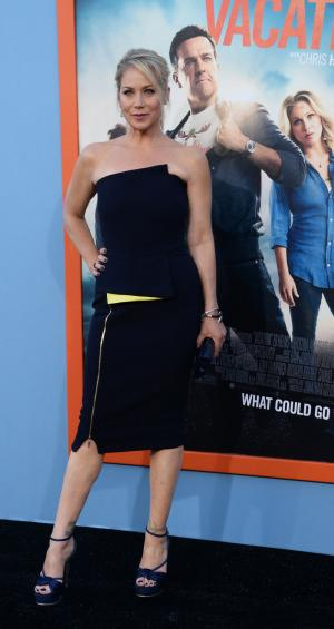 Christina Applegate confirms she ditched Brad Pitt on date