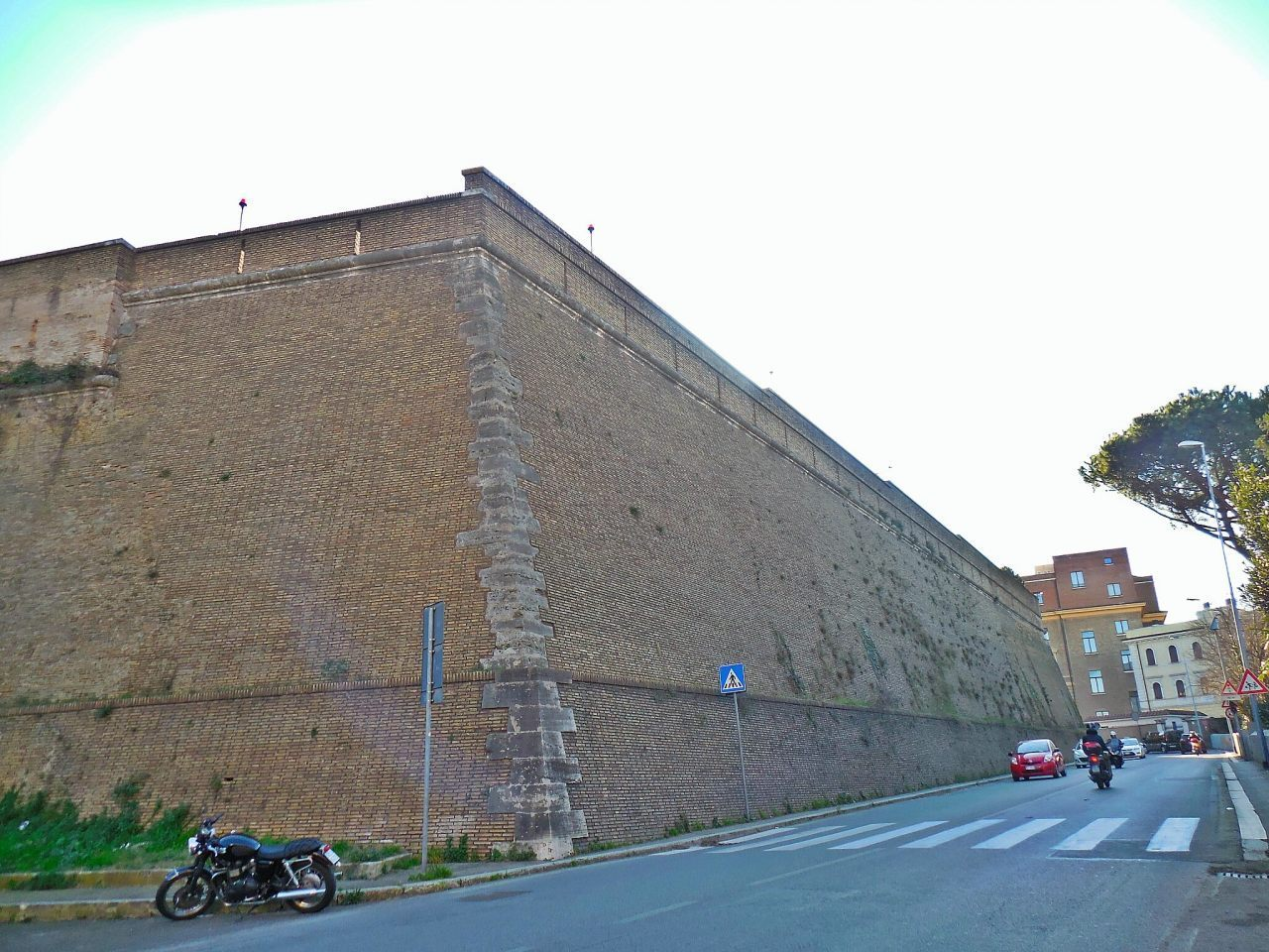 Pope Francis Tear Down The Vatican Wall Breitbart