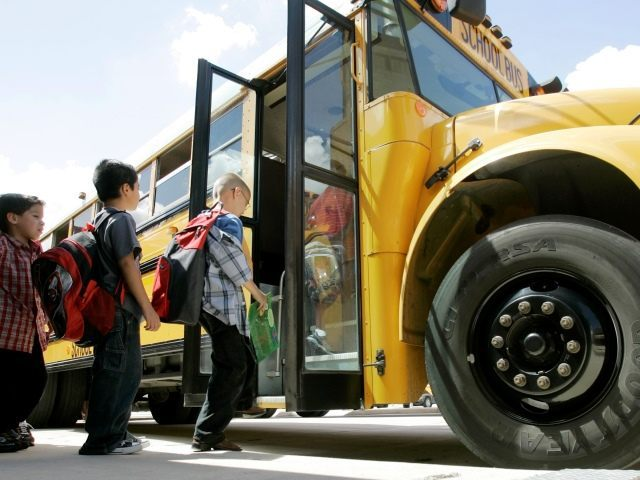 San Antonio School Bus