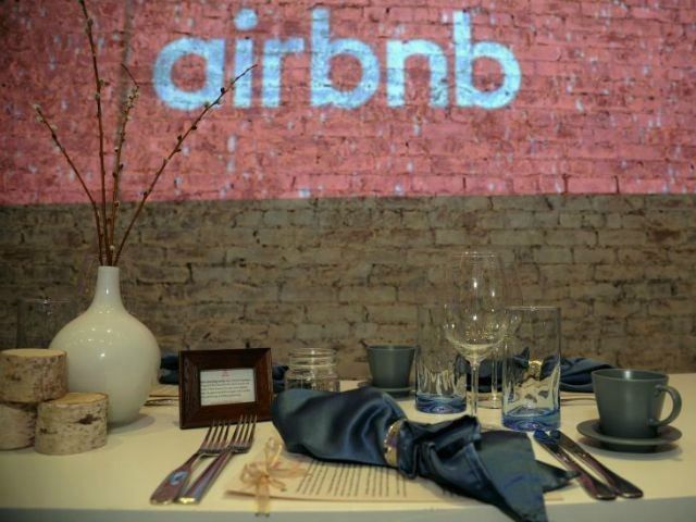 Bryan Bedder/Getty Images for Airbnb