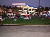 America Loves Goforth - Chevron Station