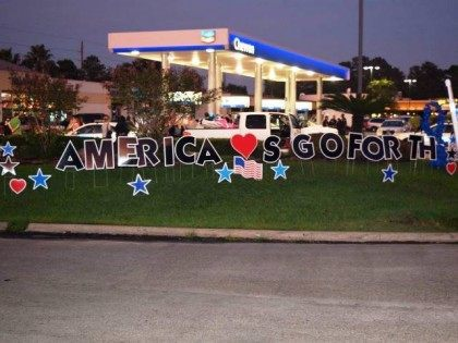 America Loves Goforth - Chevron Station
