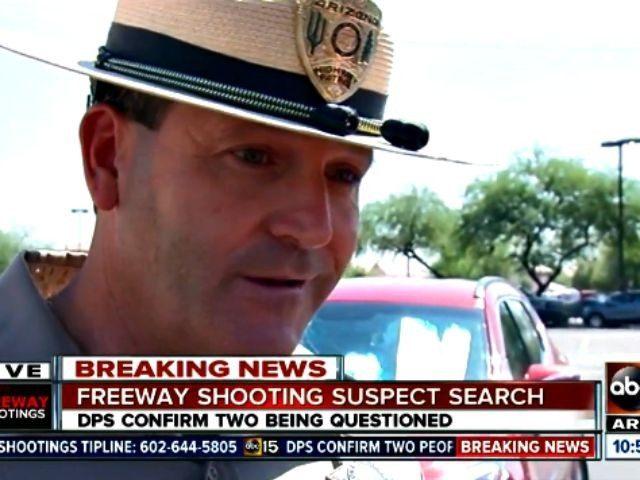 Arizona DPS Freeway Shootings abc 15