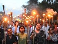 Bangledesh march protests blogger killings Munir Uz ZamanAFPGetty Images