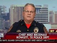 TX Police Chief: 'Radical Groups' Calling for Police Deaths Are 'Changing' the Way We Police