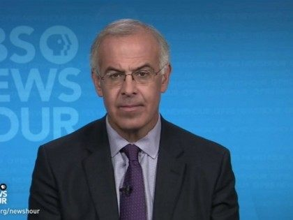 "David Brooks on 9/18/15 ""PBS NewsHour"""