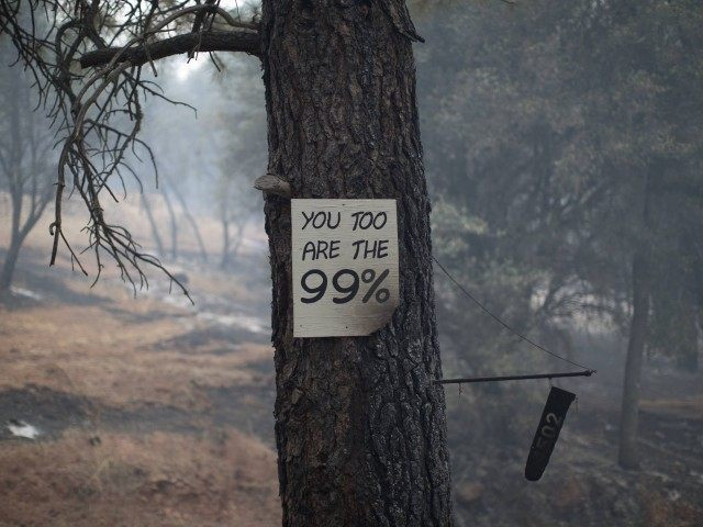 Butte fire (David McNew / Getty)