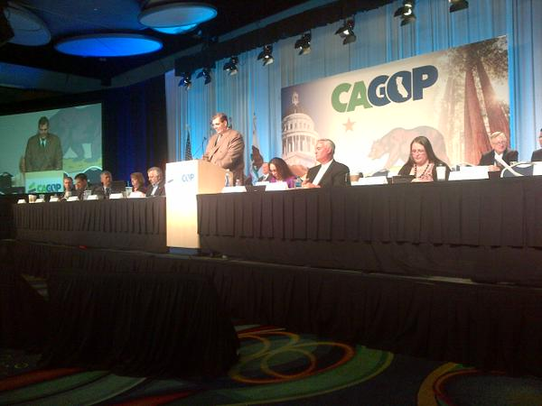 CA GOP Convenction (OC Republicans / Twitter)