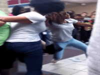 Texas High School Brawl