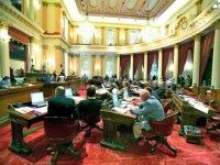 Ca State Senate AP PhotoSteve Yeater
