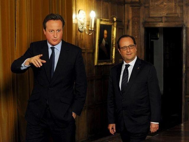 Cameron Hollande Reuters