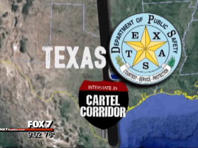 Central Texas Drug Coridor