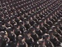 China Flaunts Military Strength with Parade Featuring 12,000 Troops in Tiananmen Square