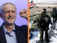 Falkland Islands Corbyn