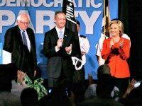 Dem Pres Candidates Charlie Neibergall AP