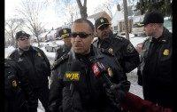 Detroit-police AP PhotoThe Detroit News, Steve Perez