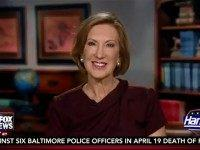 Fiorina: The Media Keeps Asking Me If I'm Running To Be VP 'Because I'm a Woman'