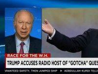 CNN's Gergen: Hewitt Trump Interview Had 'Gotcha Questions'