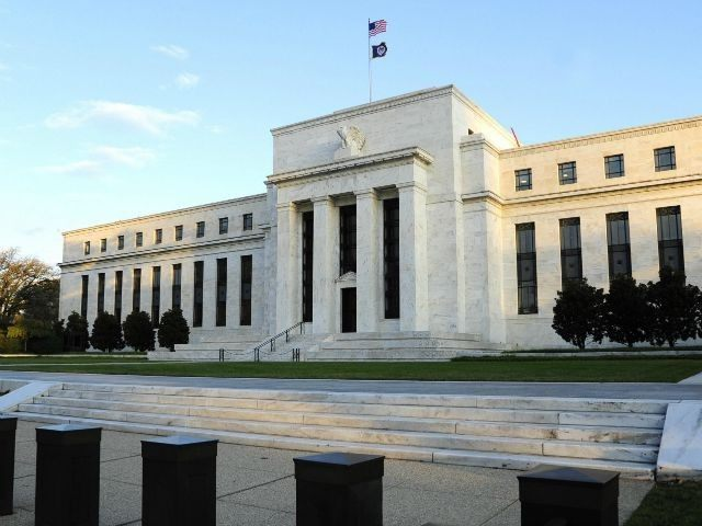 Getty Federal Reserve