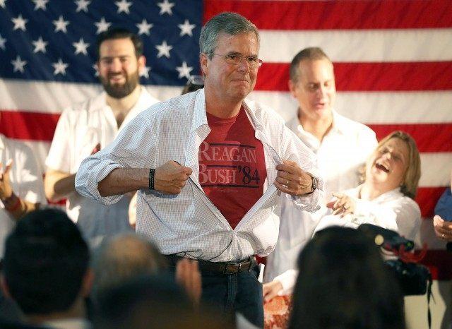 Jeb Bush Opens Miami Field Office