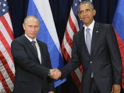 Obama: I'm Not Losing To Putin In Syria