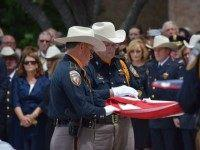 Over 11K Attend the Funeral of Murdered Texas Deputy