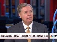 Graham: I'll 'Do Revenue' on Debt, 'Close Many Tax Loopholes,' and 'Increase The Rates on Hedge Funds'