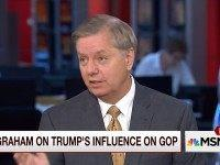 Graham: Trump Consolidated GOPers 'Who Think Obama's a Muslim,' His ISIS Plan Would Help Them Recruit