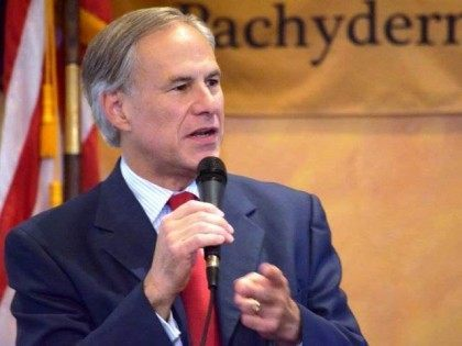 Texas Governor Heads to Mexico